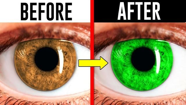This Simple Trick Will Change Your Eye Color Temporarily Along With
