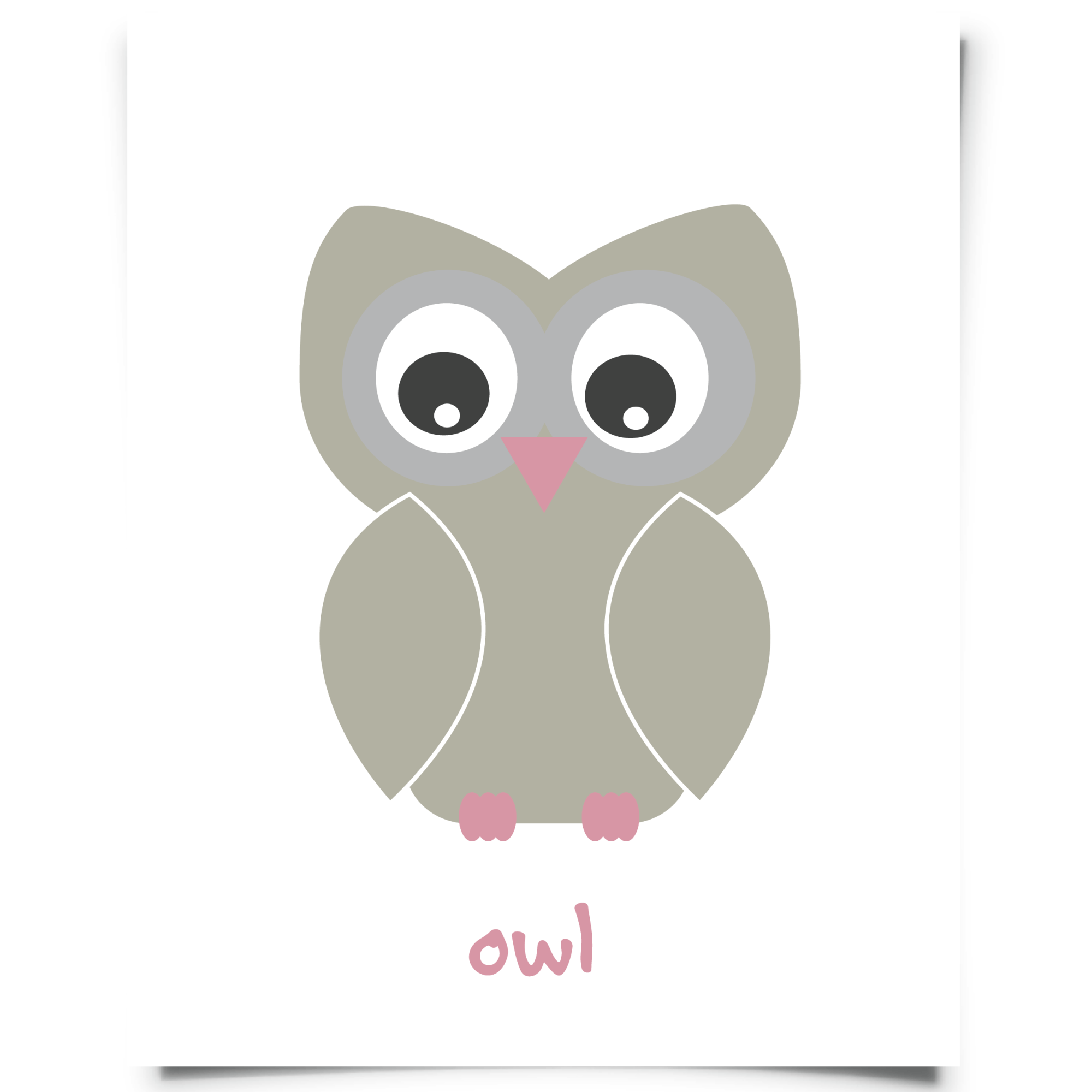 - Free Owl Printables (With Images) Owl Wall Art Nursery, Owl