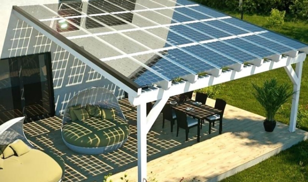 Homeowners In California Are Going Solar For 0 Out Of Pocket Tax Rebates Incentives Are Available And You Can Check In 2020 Solar Patio Solar Pergola Solar Panels