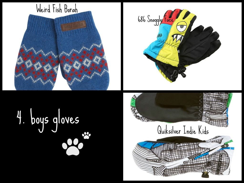 Our favourite boys gloves...  http://ht.ly/pSnHq