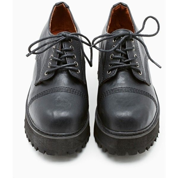SixtySeven Delano Oxford (€64) ❤ liked on Polyvore featuring shoes, oxfords, zapatos, black, laced up shoes, vegan shoes, black laced shoes, black lace up oxfords and lace up oxfords