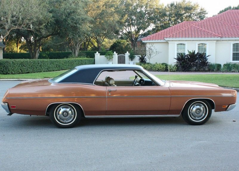1970 Ford Galaxie 500 Coupe Mjc Classic Cars Pristine Classic Cars For Sale Locator Service Ford Galaxie Ford Galaxie 500 Best Classic Cars