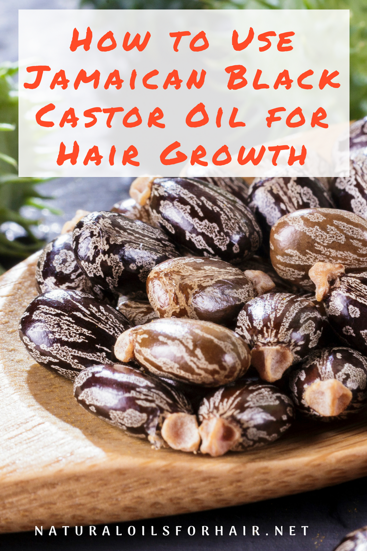 Regrow bald spots with jamaican black castor oil jamaican black