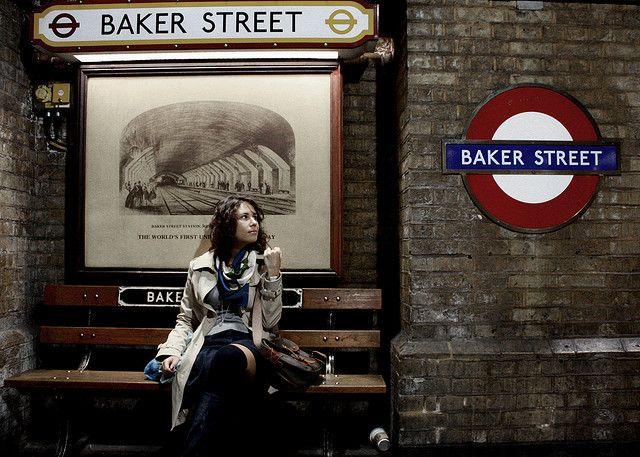 Baker Street Girl