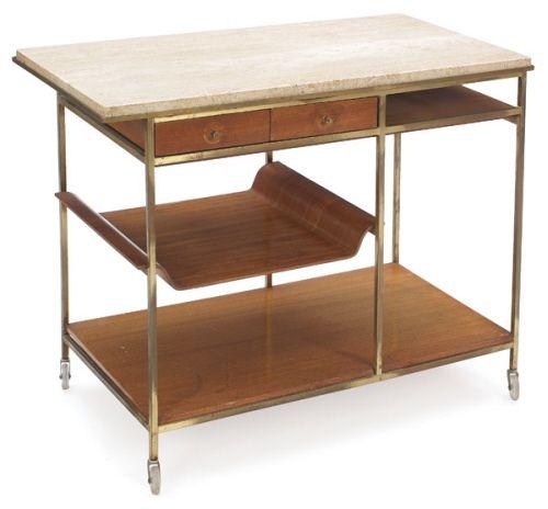 Mid Century Modern Kitchen Cart Kitchen Design Ideas
