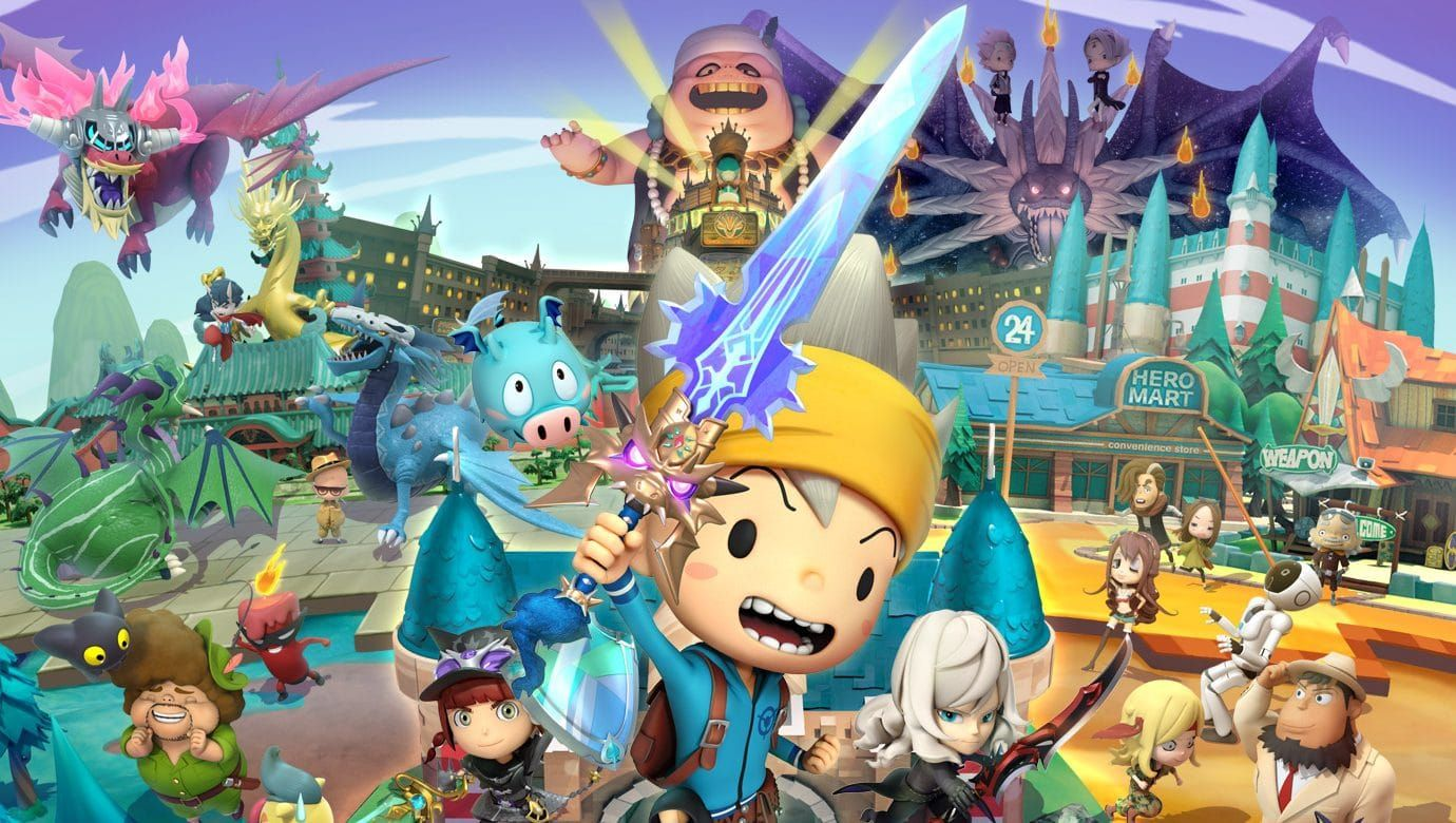 Snack World The Dungeon Crawl Gold Overview Trailer in