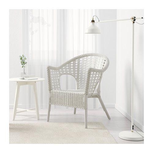 FINNTORP Sillón, blanco | Vitrinas, Ikea y Sillones