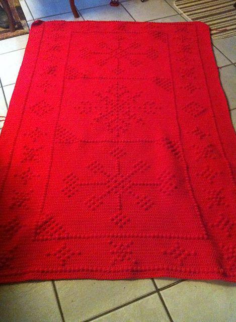 10 Full Size Afghan Pattern By Nancy Liggins Kleden