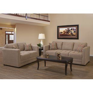 Sofa And Loveseat Sets Eccleshall Configurable Living Room