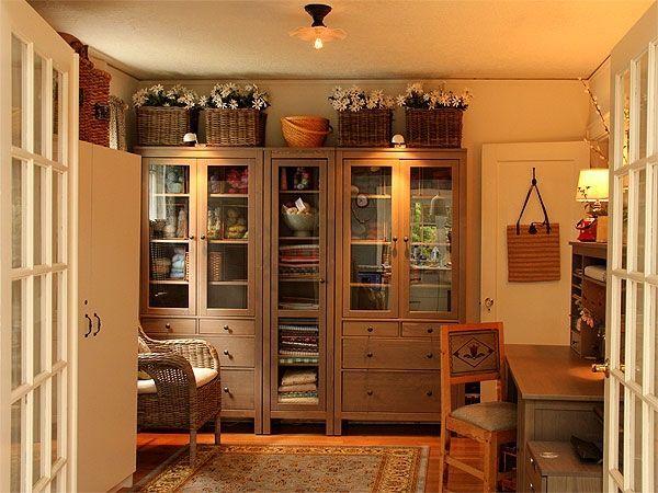ikea gray brown   Ikea Hemnes Bookcase Grey Brown