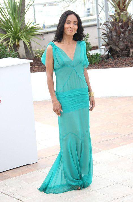 Look du jour : Jada Pinkett Smith au festival de Cannes 2012 | ExeptionnElles Mag'