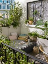 Photo of 15 inspiring ideas that turn your balcony into a little green