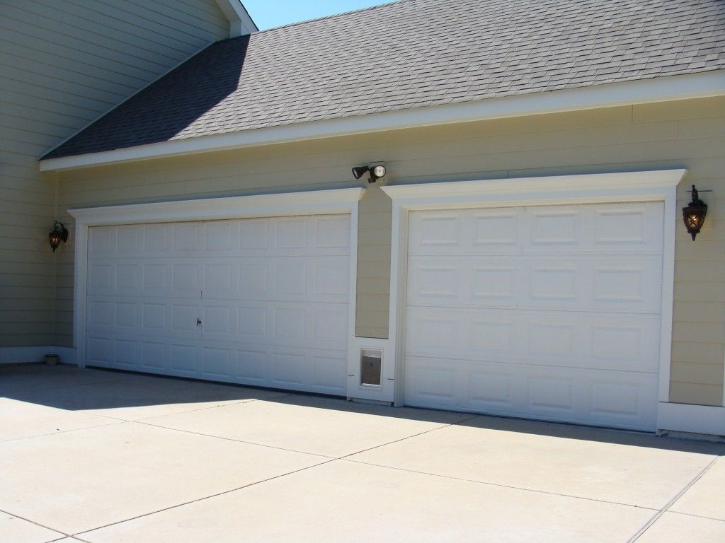 Garage Door Trim Moulding Garage Door Trim Garage Doors Garage Door Styles