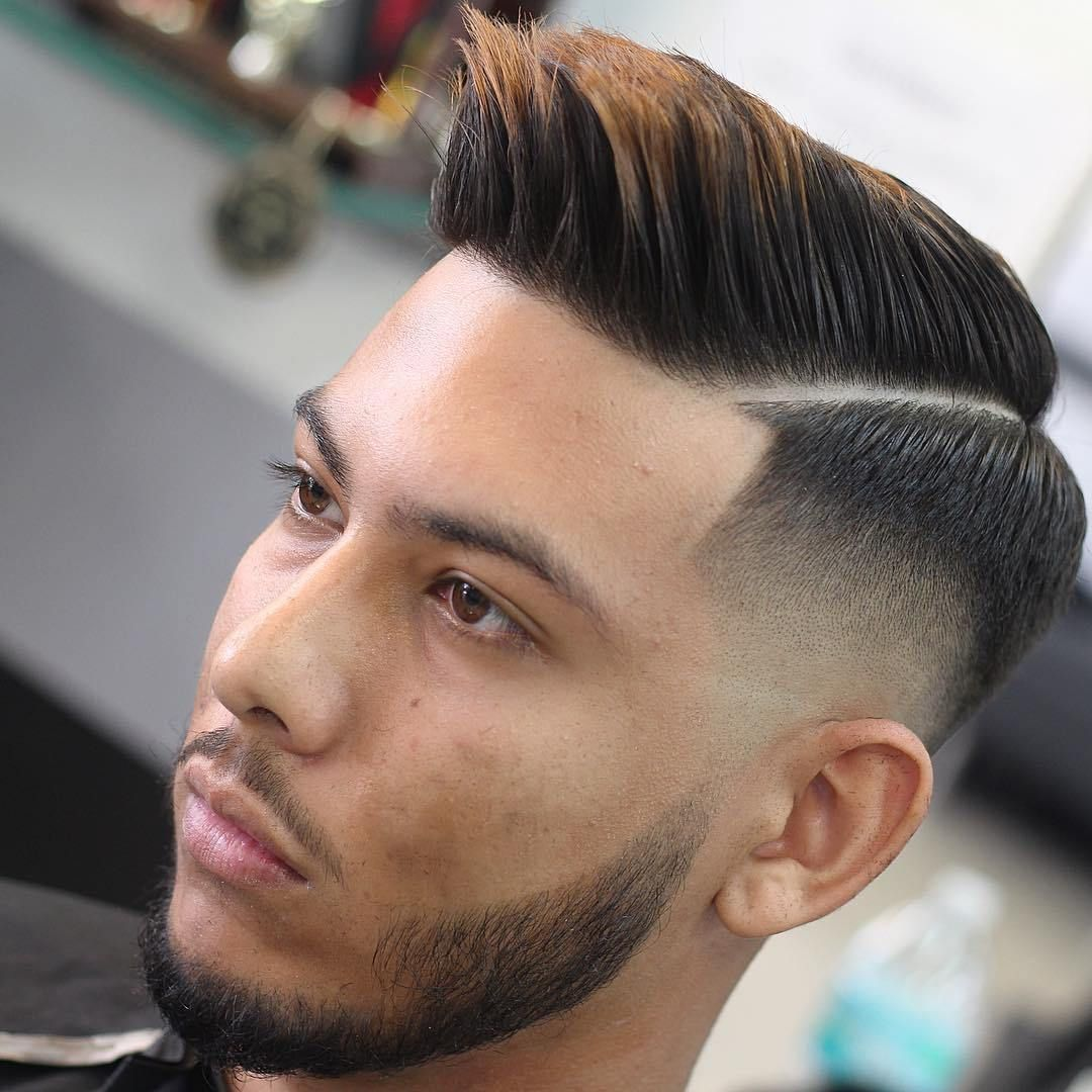 Fake it util you make it the hottest faux hawk haircuts for men
