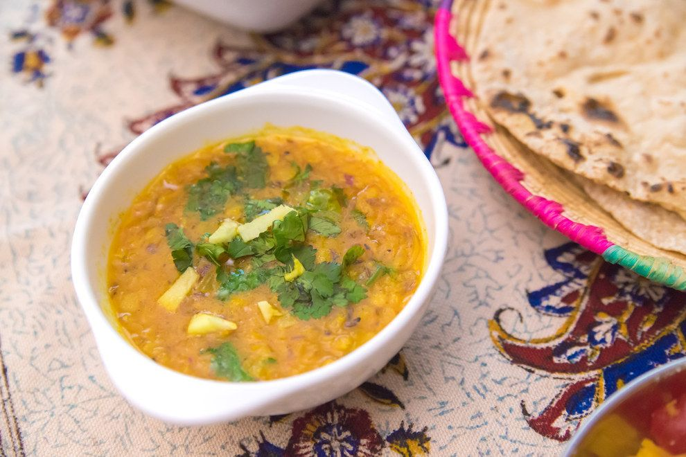 How To Make Keema Aloo Mutter, Turka Daal, Pilau Rice, And Roti