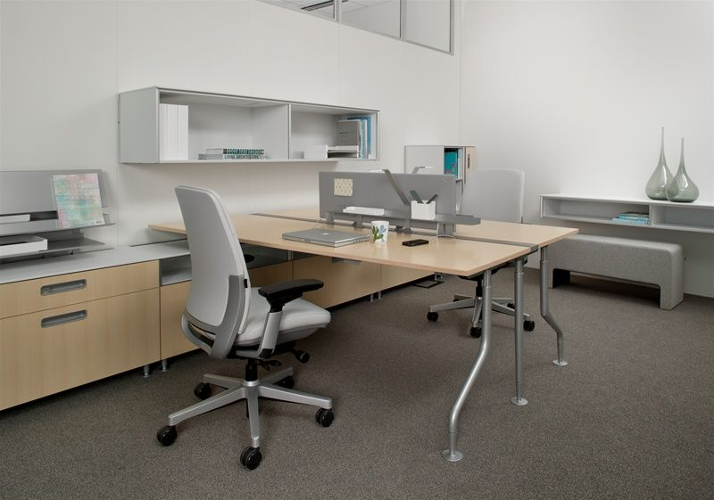 Steelcase C:scape + Coalesse Davos Bench | Corporate Design | Pinterest |  Workspaces And Interiors
