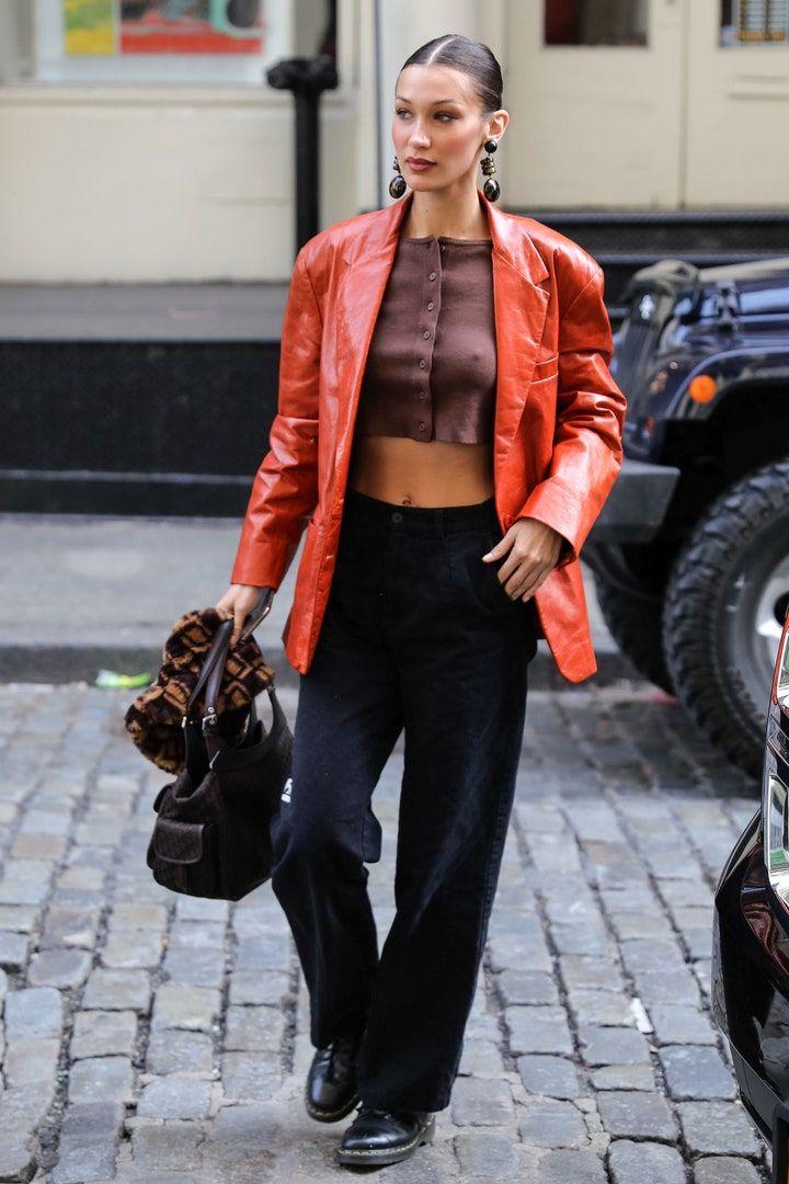 How To Wear Jeans Like Bella, Zoë, Kaia & Kendall