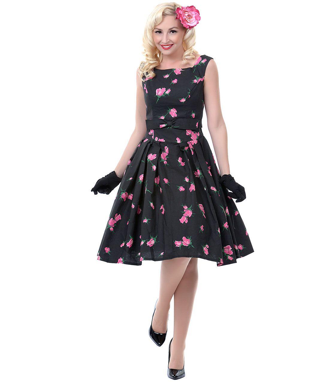 Unique vintage vintage prom retro dress and unique vintage