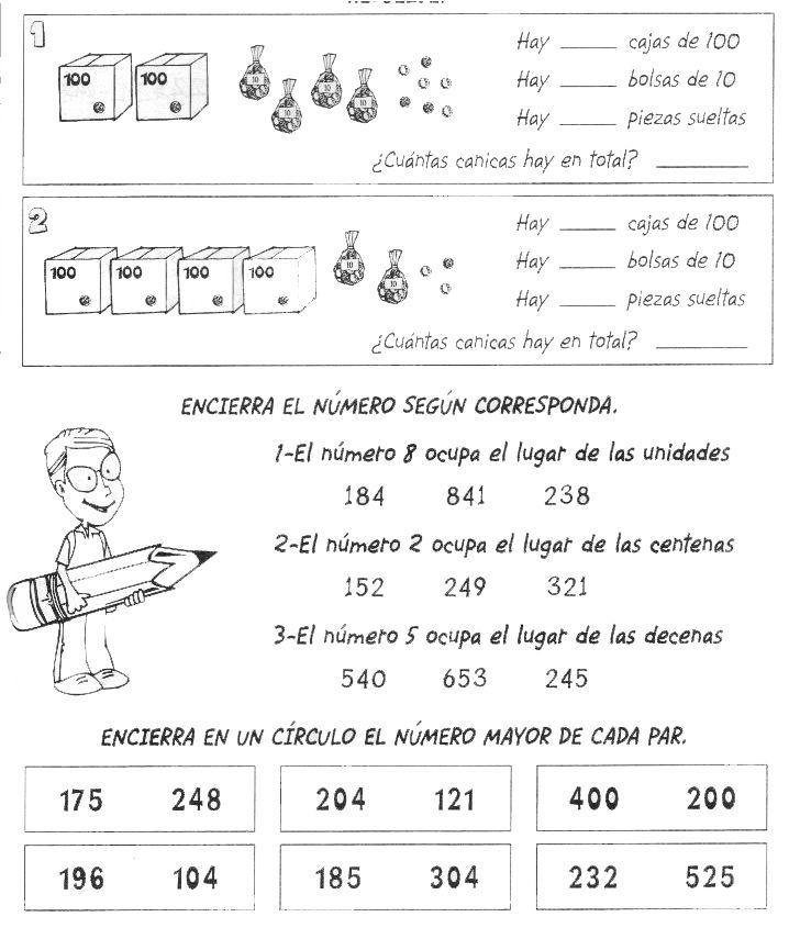 Decenas y unidades | Numbers | Math, Teaching schools ...