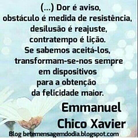 Pin De Neidesouza Em Grandes Verdades Spirituality Chico Xavier E