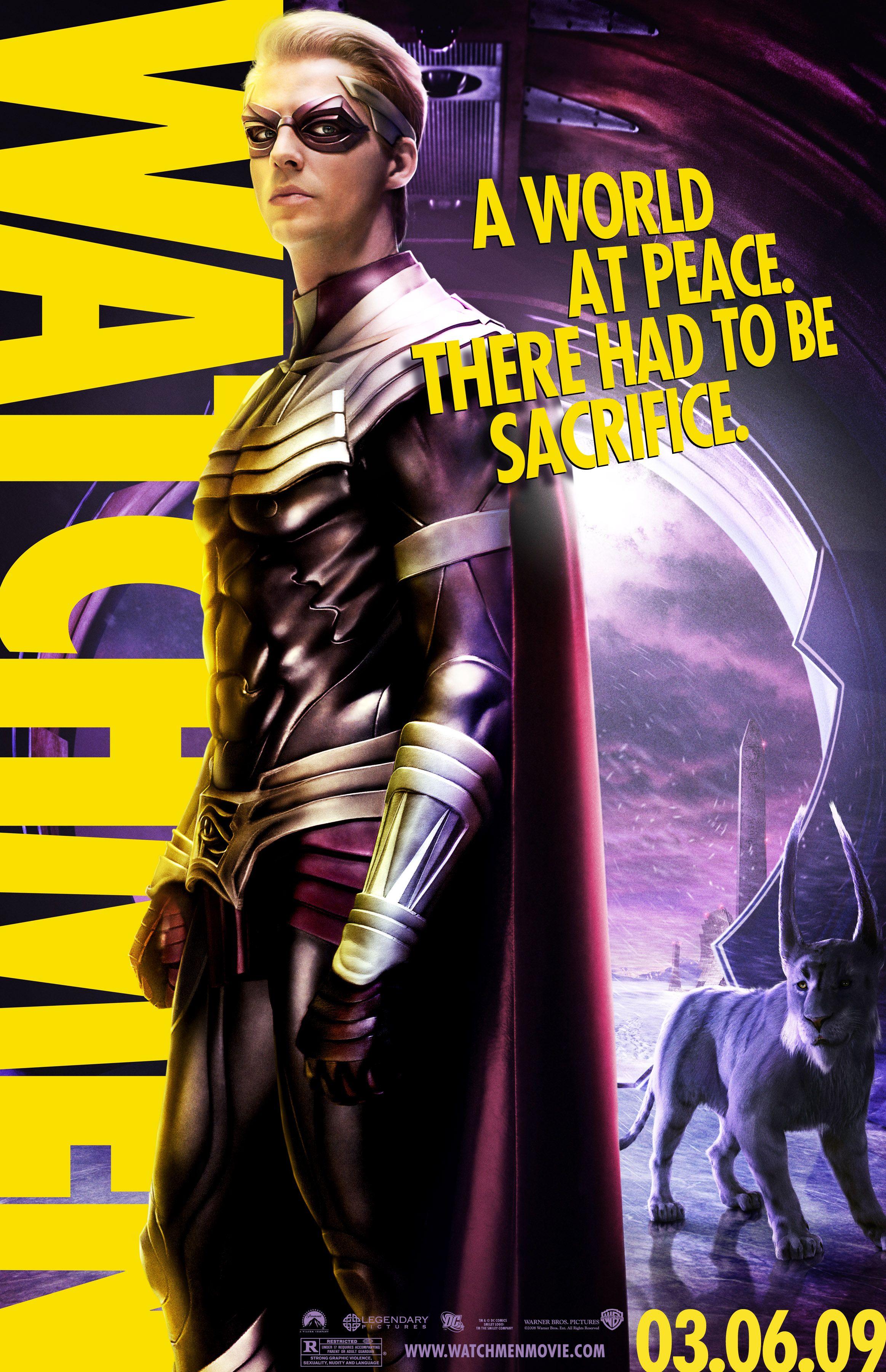 Watchmen (film) | Watchmen Ozymandias Banner