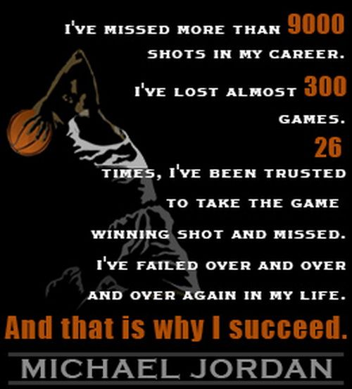 Sports Life Quotes Inspiration Sports Inspirational Quotes Michael Jordan Sports Inspirational