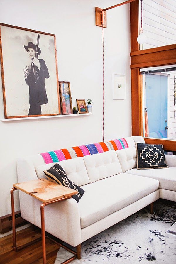 Méchant Design: at home with Brooke