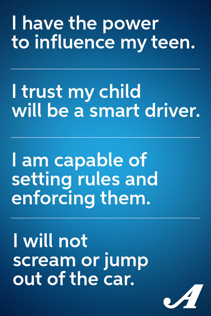 Parents Of New Drivers We Believe In You Here Are Some