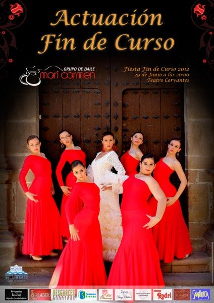 Porfolio > Grupo de Baile Mari Carmen