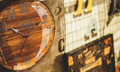 【楽天市場】電波時計 壁掛け時計【掛け時計 Wicklow】掛け時計|ウォール クロック…
