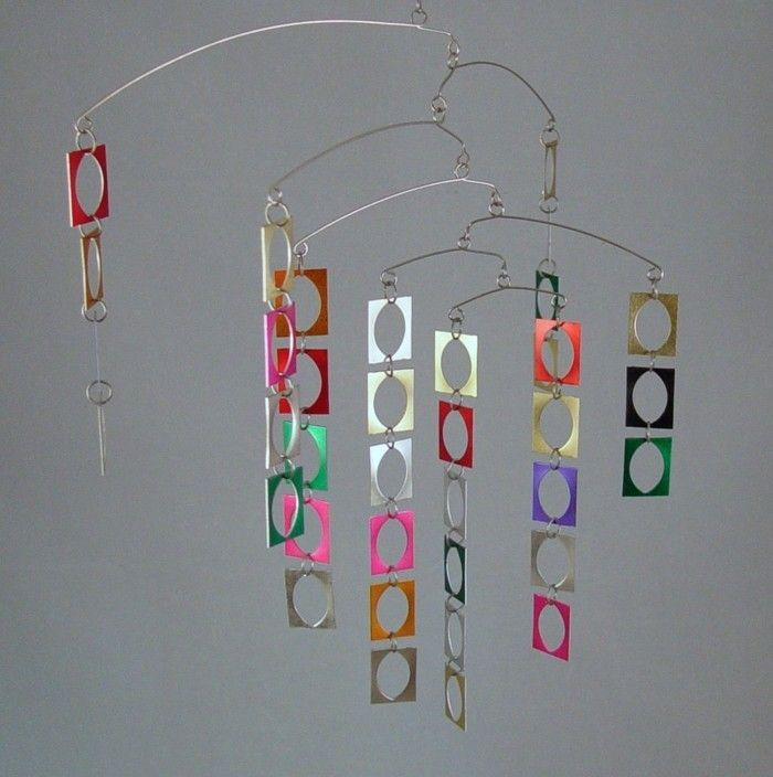 Diy ideen deko ideen mobiles 34 mobiles and wind chimes pinterest explore hanging mobile mobile art and more diy solutioingenieria Gallery