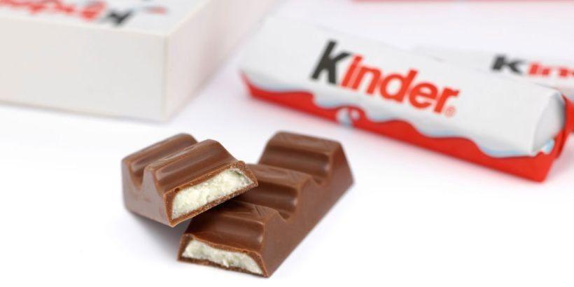 Hallan letal cancerígeno en chocolates Kinder | El Puntero