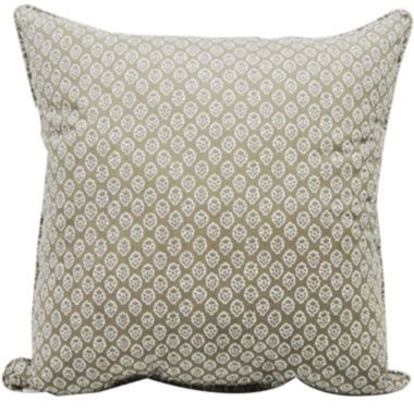 Color Block Pillow - JCPenney