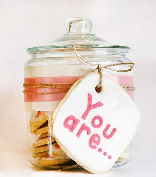 Personalized cookies gift ideas pinterest glass