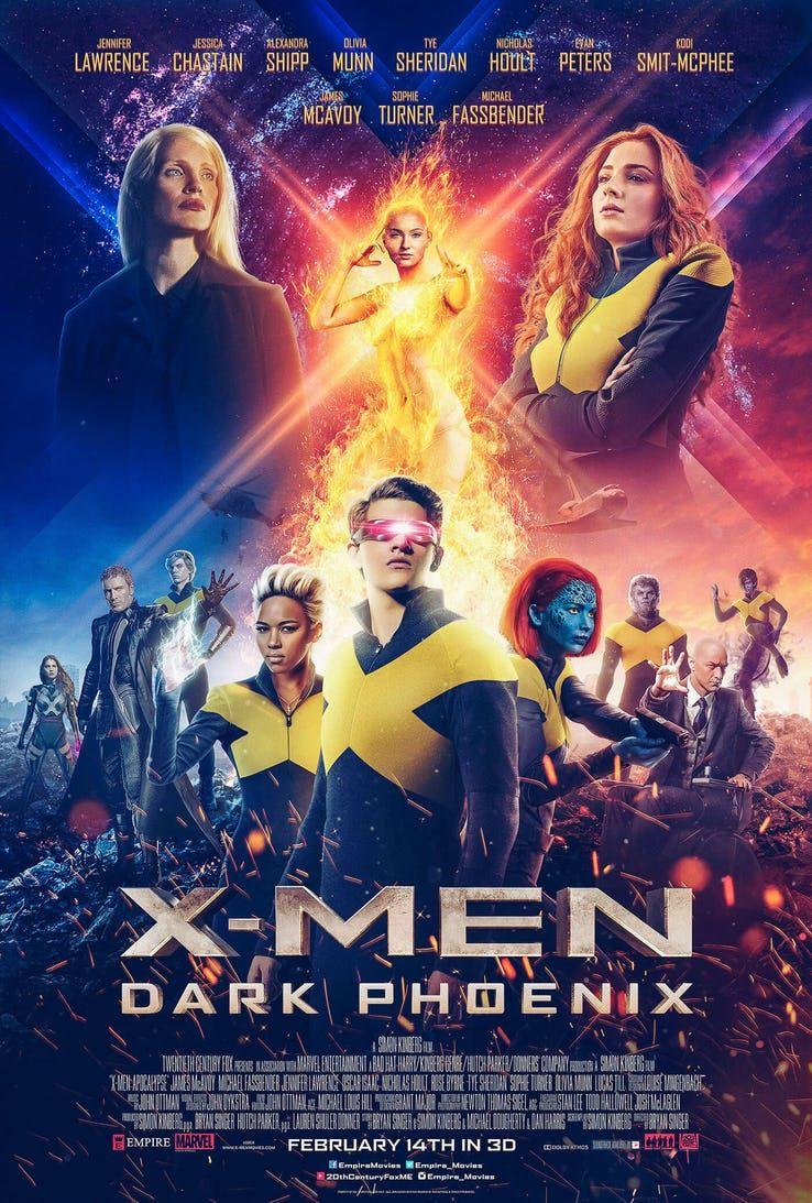 X Men Dark Phoenix Will Be A Big Departure From Apocalypse In 2020 Marvel Movie Posters Dark Phoenix X Men