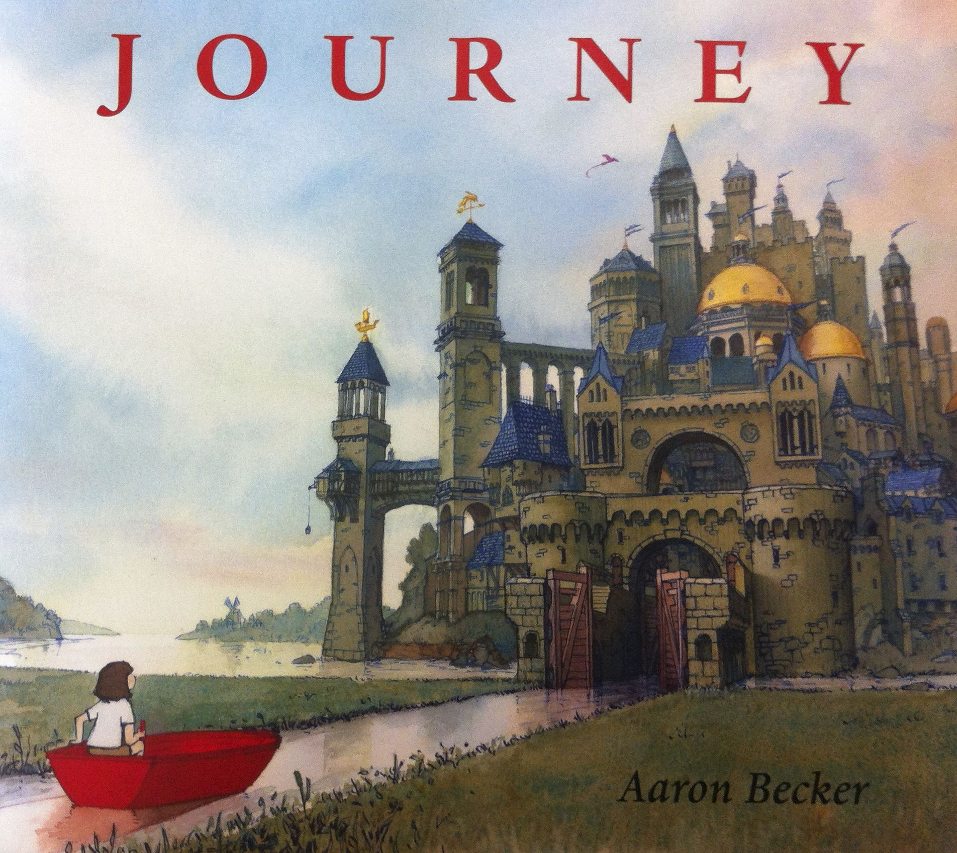 Journey by Aaron Becker (E BEC) | Wordless picture books, Inference  activities, Making inferences