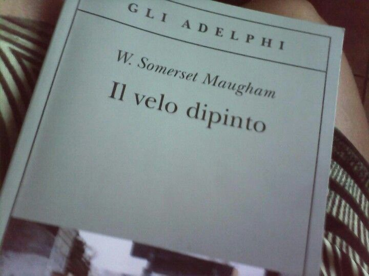 Maugham - Il velo dipinto