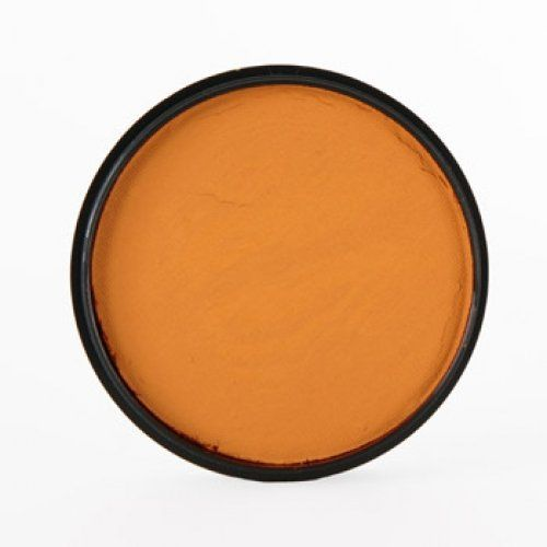 Paradise Face Paints - Orange O (1.4 oz/40 gm) by Mehron. $10.59. Each 1.4 ounce (40 gm) Paradise Orange Face Paint Container can be used for hundreds of applications.. Paradise Orange Face Paint refill is a moist, semi-soft cake makeup, featuring vibrant color that dries quickly with minimal rub-off, yet are easy to blend and wash off. Paradise AQ Makeup includes aloe and chamomile and the enriching emollients glycerin, avocado oil and cocoa butter. Safe and gentle on...