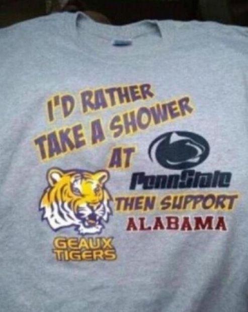da9981878 LSU t-shirt says