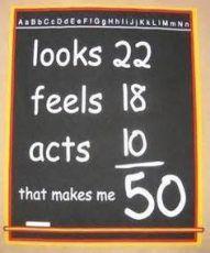 29  Ideas Birthday Quotes Funny 50th #moms50thbirthday