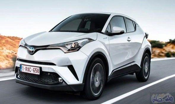 تويوتا Toyota C Hr Toyota Suv Car