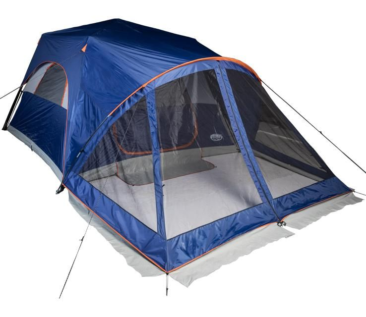 Sportsmans Warehouse 6 Person 10x16 Speed Up Tent W Screen Porch