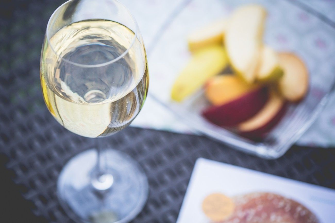 Free Image: Chill-out with Glass of Wine | Download more on picjumbo.com!