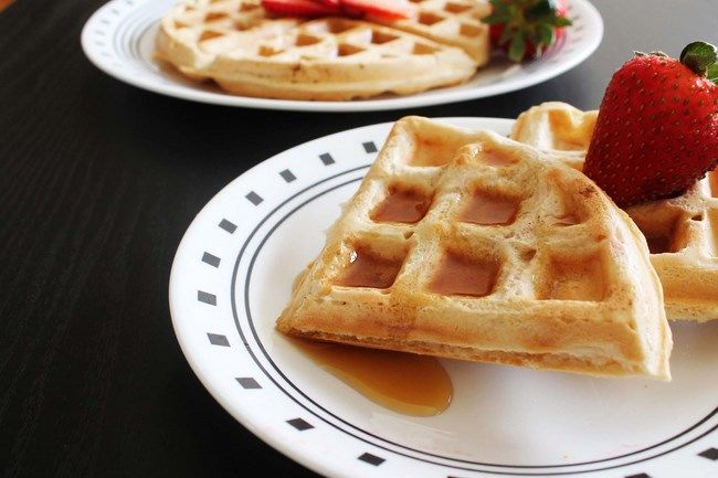 Eggless Waffles Vegan Spice Up The Curry Recipe Vegan Waffles Eggless Waffle Recipe Waffle Recipes