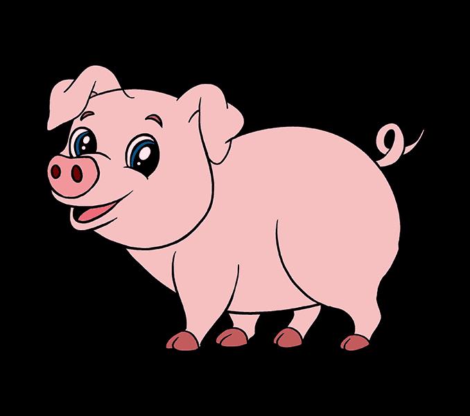 Drawing Pigs Eyes Google Search Pig Cartoon Cartoon Eyes Drawing Cute Animal Drawings