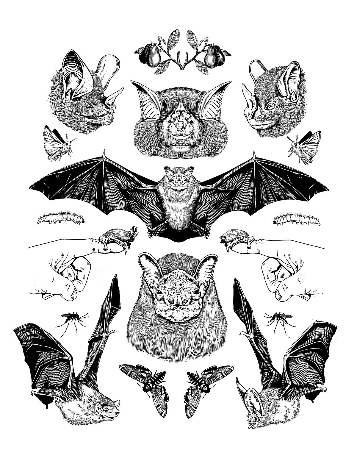 Fledermaus Tattoos Louise Pomeroy Tattoos And Art Fledermaus Tattoo Tattoo Ideen