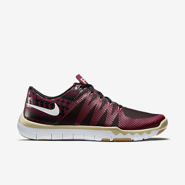 fd25a7e2b2626 Nike Free Trainer 5.0 V6 AMP (Florida State) Men s Training Shoe. Nike Store