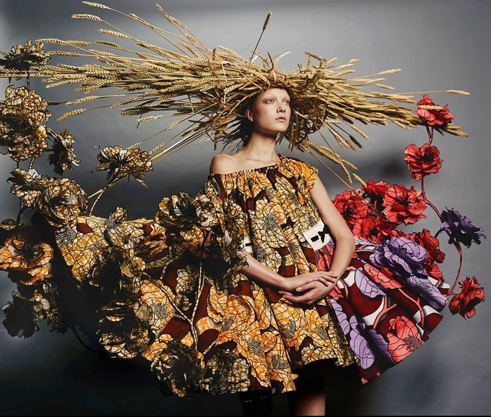 haute couture summer editorial - Cerca con Google