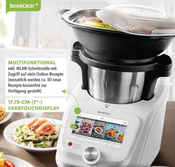 Monsieur Cuisine Connect Il Nuovo Modello Di Monsieur Cuisine Plus Scopri Quali Sono Le Novità Le Caratteris Ricette Ricette Robot Da Cucina Idee Alimentari