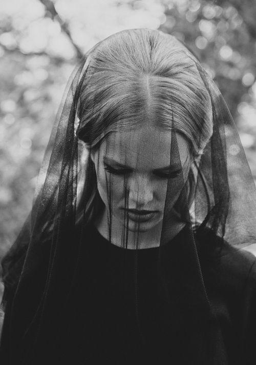 Anna Ewers by Andrea D'Aquino.